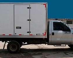 Refrigeração caminhão baú