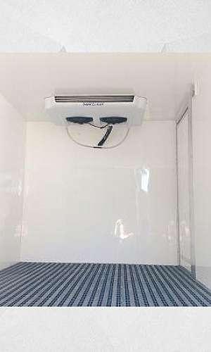 Aparelho de refrigeração para baú frigorífico