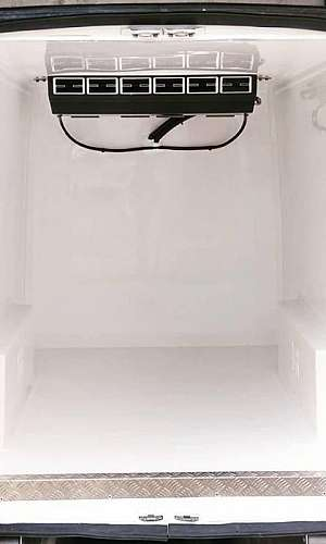 Aparelho de refrigeração para baú