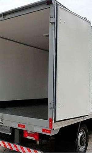 Baú frigorifico a venda