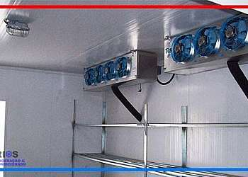 Câmara frigorífica refri leste