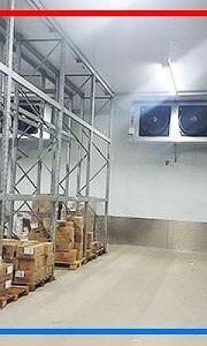 Câmaras frigoríficas para frutas