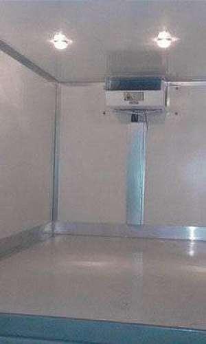 Fabrica de baú refrigerado em SP