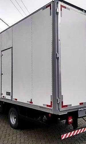 Fabricante de carrocerias frigoríficas