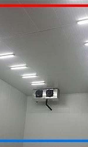 Instalação de câmaras frigoríficas
