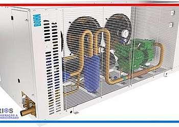 Instalação e projeto de portas frigorificas