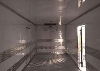 Refrigeração baú frigorifico