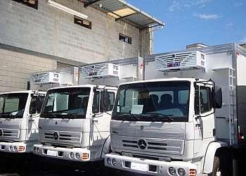 Refrigeração de veículos